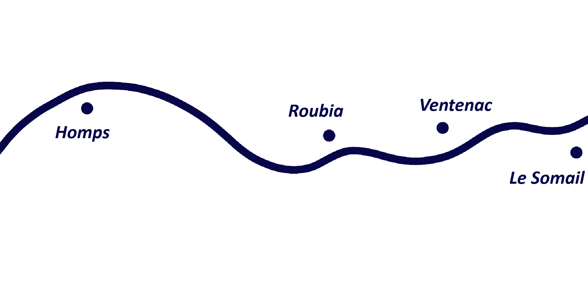 Suggested Weekened Route 2